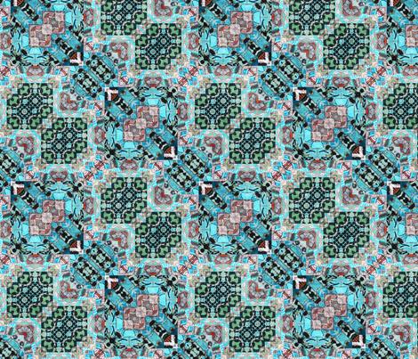 barcelona 29 fabric by kociara on Spoonflower - custom fabric
