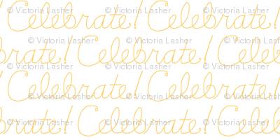 Celebrate! - straight repeat