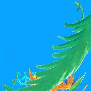 Jungle Peace Monkey