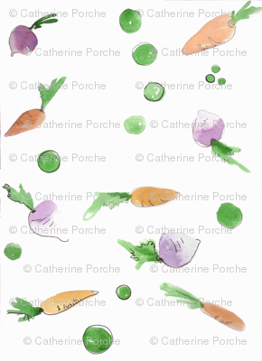 Vegetables-ed