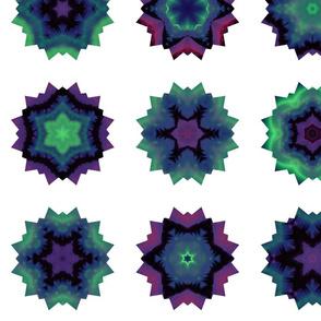 Aurora Borealis Stars 2