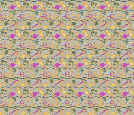 Soil fabric by greenvironment on Spoonflower - custom fabric