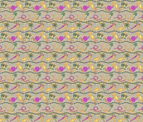 Soil fabric by greenvironment on Spoonflower - custom fabric