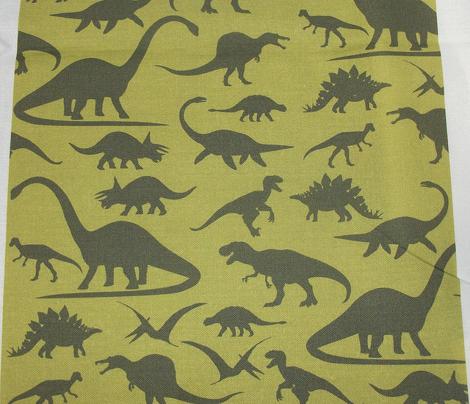 Dino Walk Green