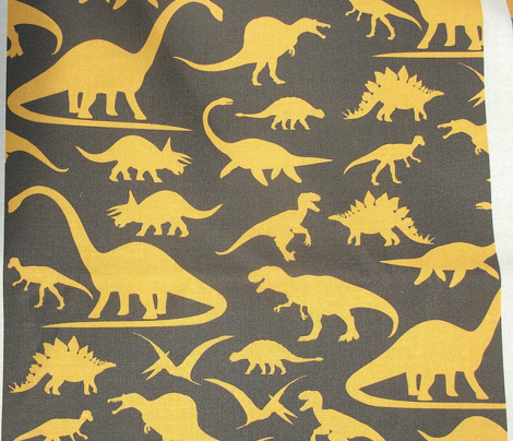 Dino Walk Yellow