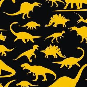 Dino Walk Yellow