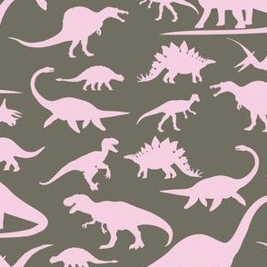 Walkn with Dinos Pink