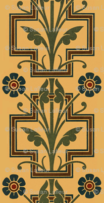 Art_Deco_Flower_Motif_1
