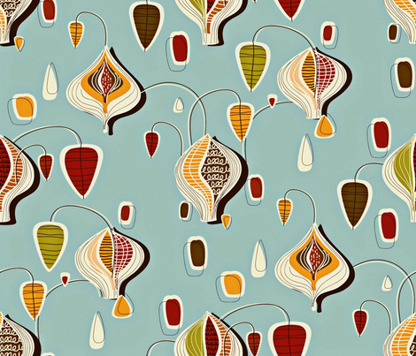 Fruit of the Earth 02100 fabric by chicca_besso on Spoonflower - custom fabric