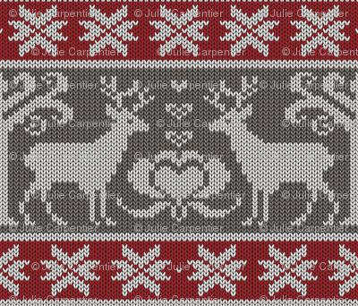 Julie's Knitting - USweater