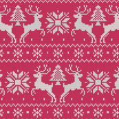 Dad's Ski Sweater