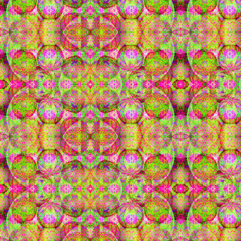 Jeweled Gourds 3 fabric by mugglz on Spoonflower - custom fabric