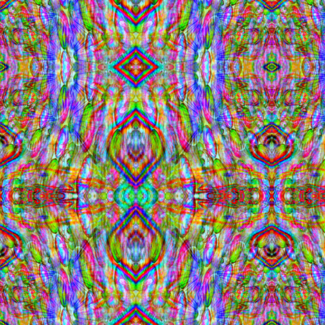Diamond Gourds fabric by mugglz on Spoonflower - custom fabric
