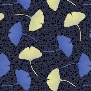 Ginkgo Blue