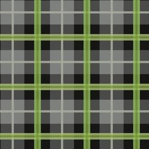 Tartan Coordinate Green