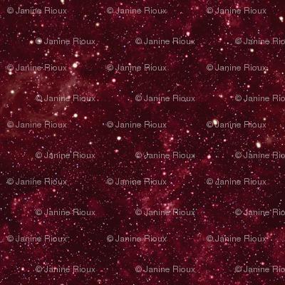 Maroon Galaxy