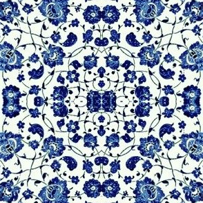Tile Tablecloth