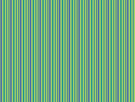 Stripes Green/Lime/Navy fabric by serendipity_textiles on Spoonflower - custom fabric