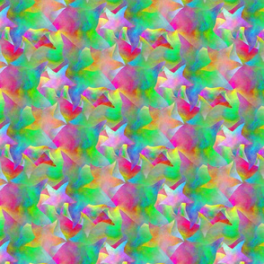 Rippled Tropical Stars