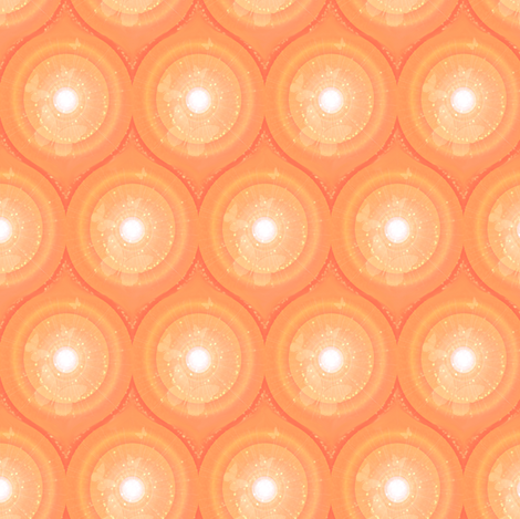 tangerine dream fabric by keweenawchris on Spoonflower - custom fabric