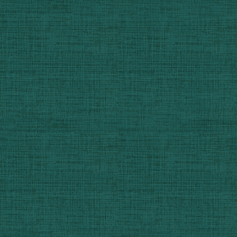 Linen Teal fabric by thistleandfox on Spoonflower - custom fabric