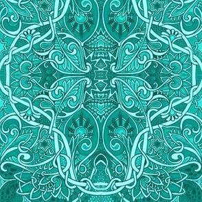 Poise Turquoise