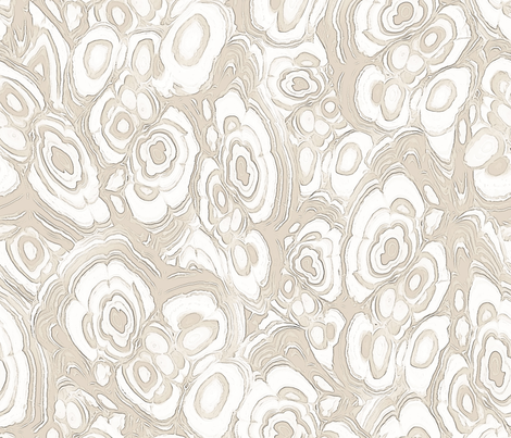 White Onyx fabric by willowlanetextiles on Spoonflower - custom fabric