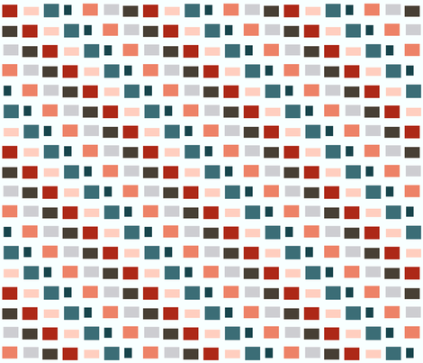 Sports D'Hiver (Coordinate) fabric by vannina on Spoonflower - custom fabric