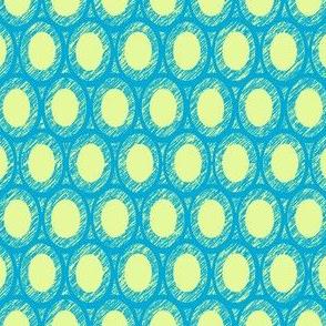 caribbean egg and dart