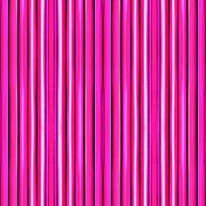 pink party stripes