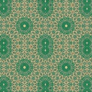 Indian Inlay Green