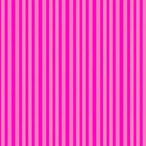 Two tone pink stripes