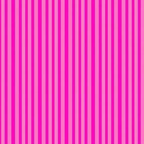 Two tone pink stripes