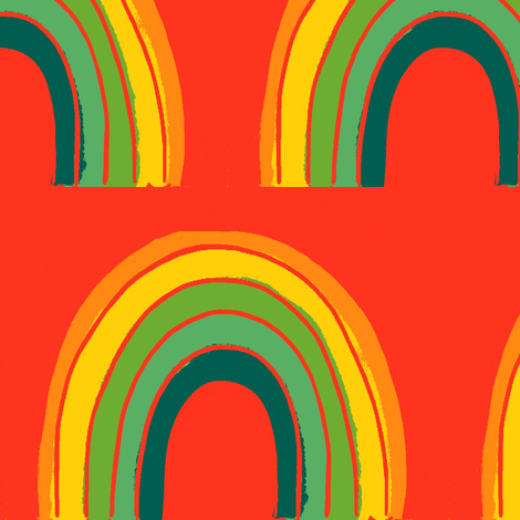 Punky Brewster Rainbow Fest Wallpaper Spenceaustralia