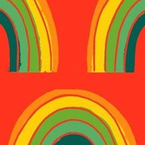 punky brewster rainbow fest