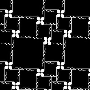 16th Notes Mondrian