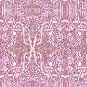 Speckled Pink Tangle