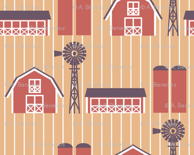 Old Cupric Farm