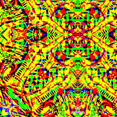 Bird Jewels fabric by mugglz on Spoonflower - custom fabric