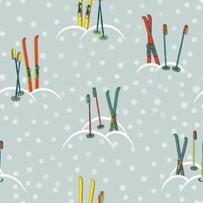 Ski Pattern