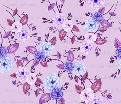 Rose Lilac, Purple