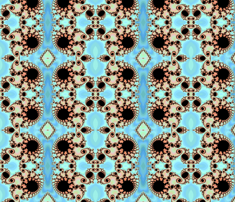 Fractal 08 fabric by anneostroff on Spoonflower - custom fabric