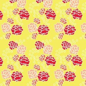 Chrysanthemum Wave - Butter
