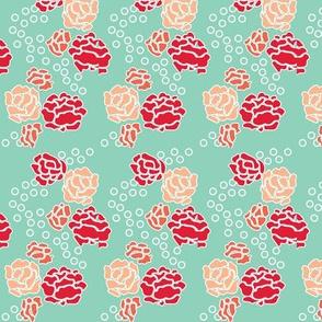 Chrysanthemum Wave - Mint