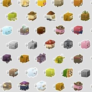 Glitch Cubimals - Small