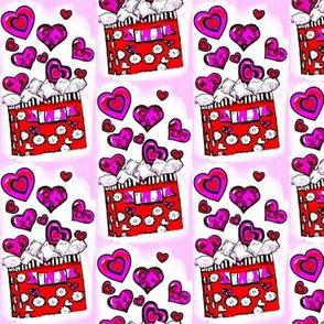 Gift bag of hearts-2