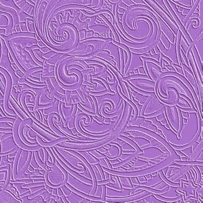 Swirly Curly (lavender)