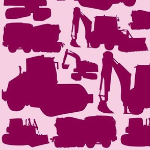 Boys toys pink