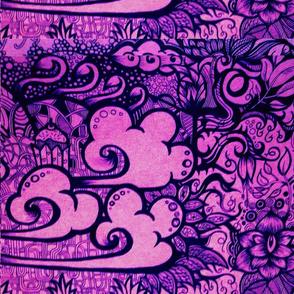 purple scape