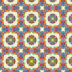 brightbead kaleidoscope square